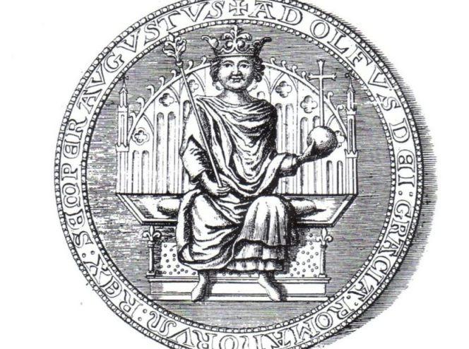 Zegel van Adolf I van Nassau