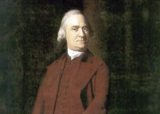 Samuel Adams (1722-1803) - Amerikaans politicus