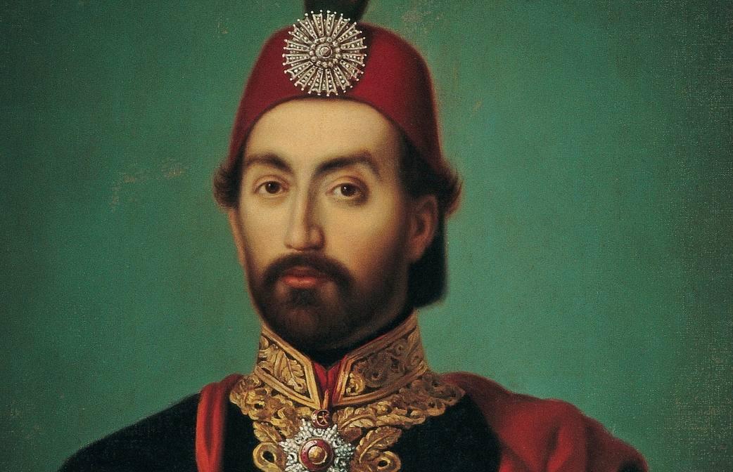 Abdülmecit (1823-1861) - Ottomaanse sultan (Publiek Domein - wiki)