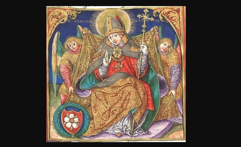 Adalbert van Praag (Publiek Domein - wiki)