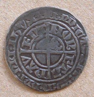 Te Deventer geslagen munt, 14e eeuw
