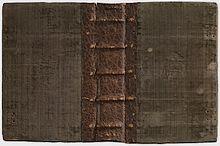 Band van het getijdenboek