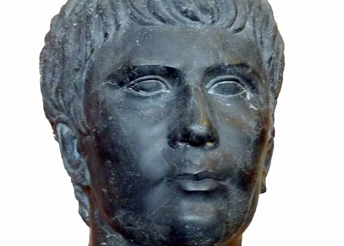 Buste van Agrippa Postumus (12 v.Chr.-14 na Chr.)