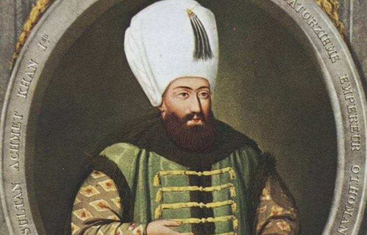 Ahmed I (1590-1617) - Ottomaanse sultan