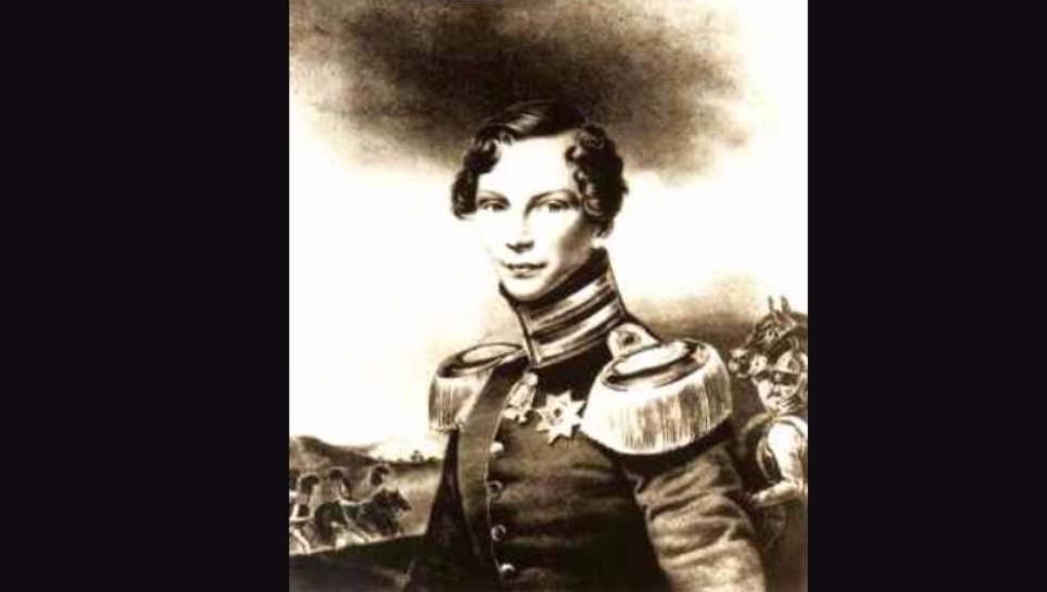 Albert van Pruisen (1809-1872)