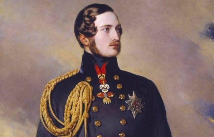 Albert van Saksen-Coburg en Gotha