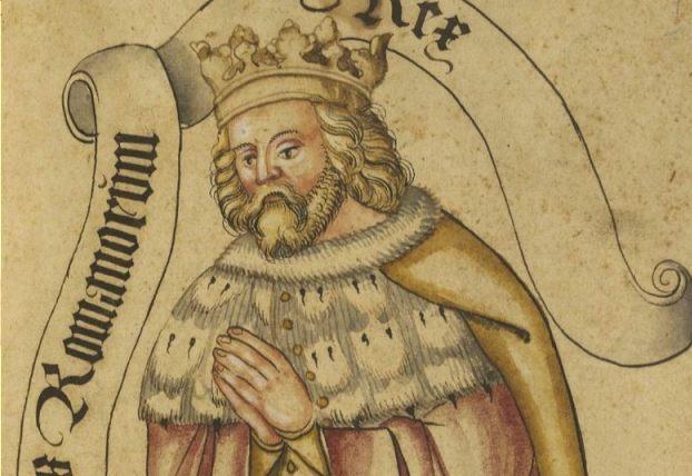 Albrecht I van Habsburg - Rooms koning