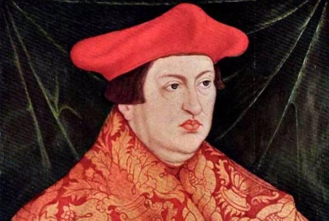 Albrecht van Brandenburg (1490-1545)