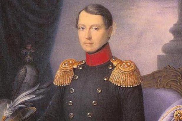 Alexander der Nederlanden (1818-1848) - Zoon van koning Willem II