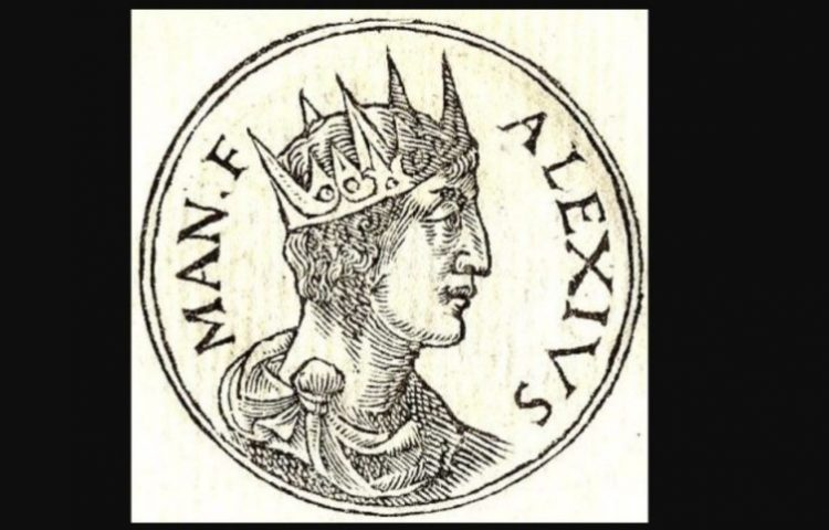 Alexius II van Byzantium (1169-1183) - Alexius II Comnenus