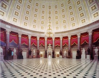 National Statuary Hall (Publiek Domein - wiki)