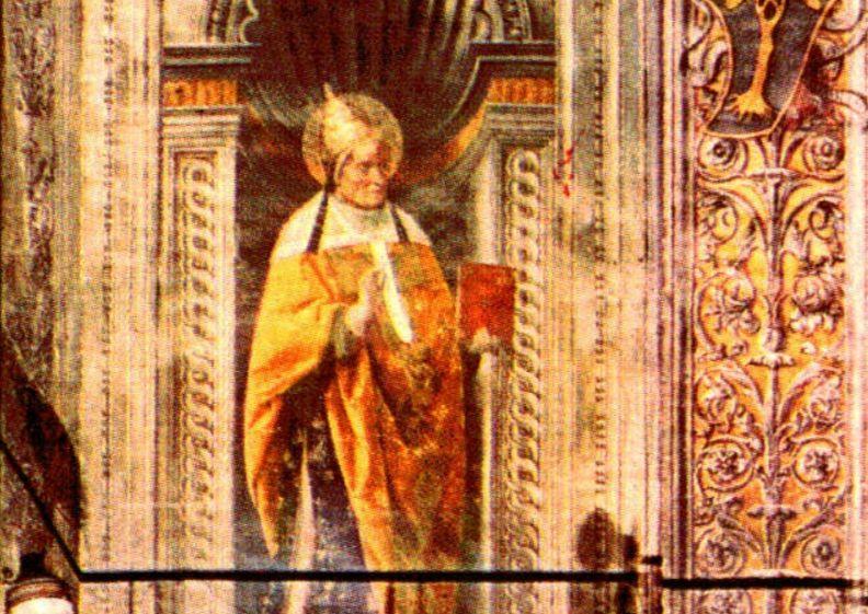 Paus Alexander I (ca.?-115)