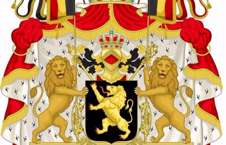 Wapen van het koninkrijk België