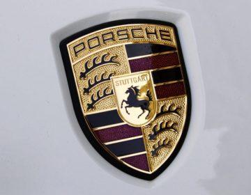 Embleem van Porsche (CC BY-SA 3.0 - Endlezz - wiki)