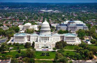 Capitool in Washington D.C. (CC0 - Pixabay - 12019)