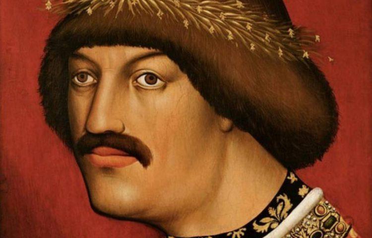 16e-eeuws portret van Albrecht II, door een onbekende kunstenaar (Publiek Domein - wiki)