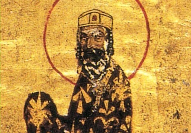 Alexius I van Byzantium (1048-1118) - Komnenos