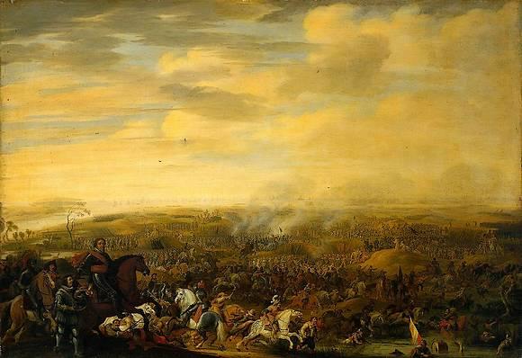 Slag bij Nieuwpoort (Pauwels van Hillegaert)