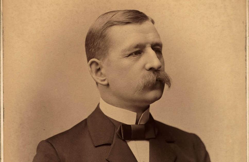 Salomon August Andree (1854-1897)