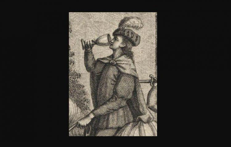 Eduard de Martelaar (ca. 963-978) - Publieik Domein - wiki