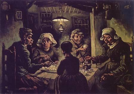 De aardappeleters (1885)