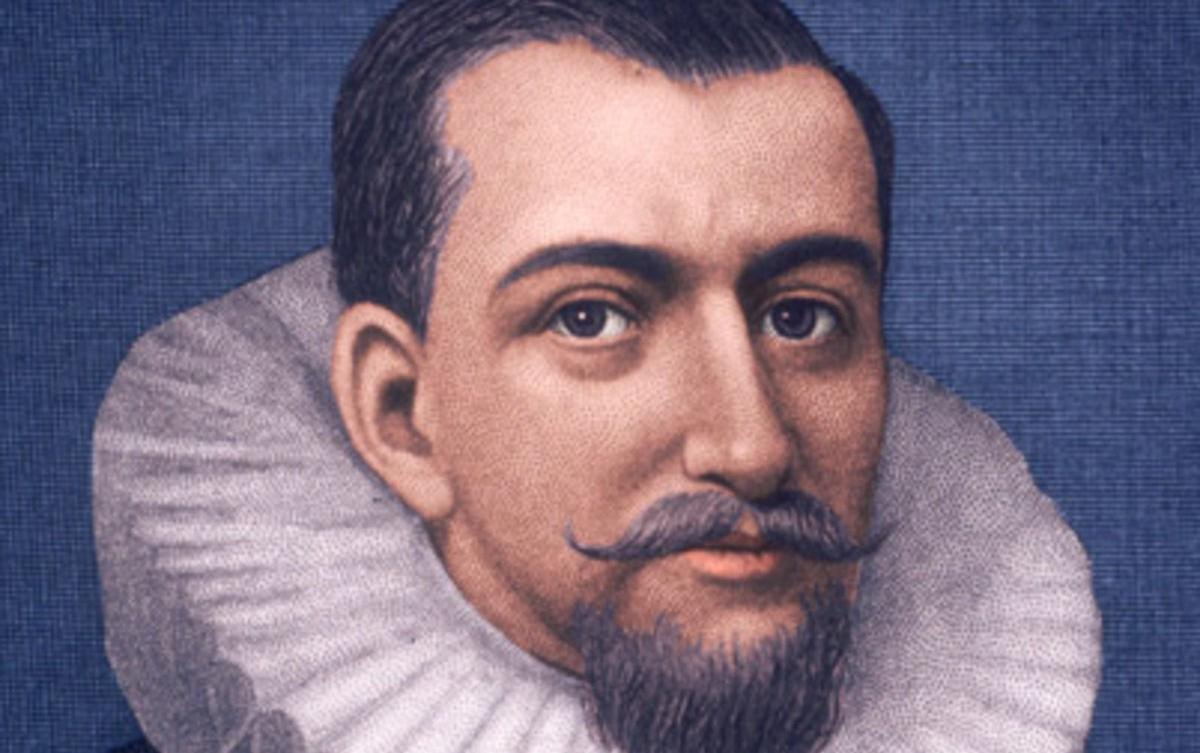 Henry Hudson (ca. 1565-1611)