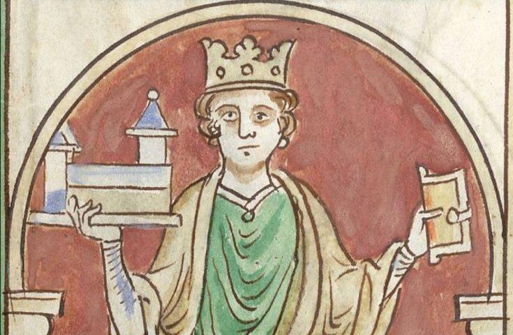 Hendrik I van Engeland (1068-1135)