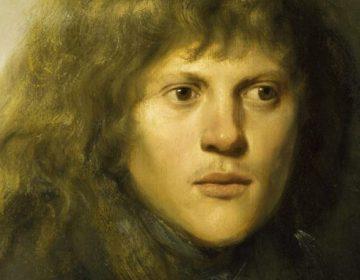 Jan Lievens, zelfportret (Publiek Domein - wiki)