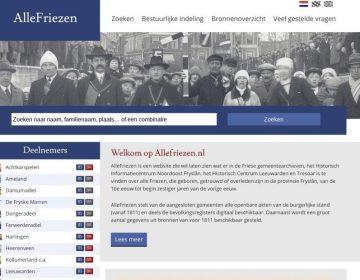Allefriezen.nl