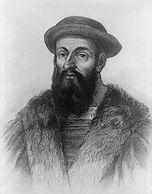 Ferdinand Magalhães (ca. 1470-1521)