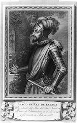 Vasco Núñez de Balboa (ca. 1475-1519)