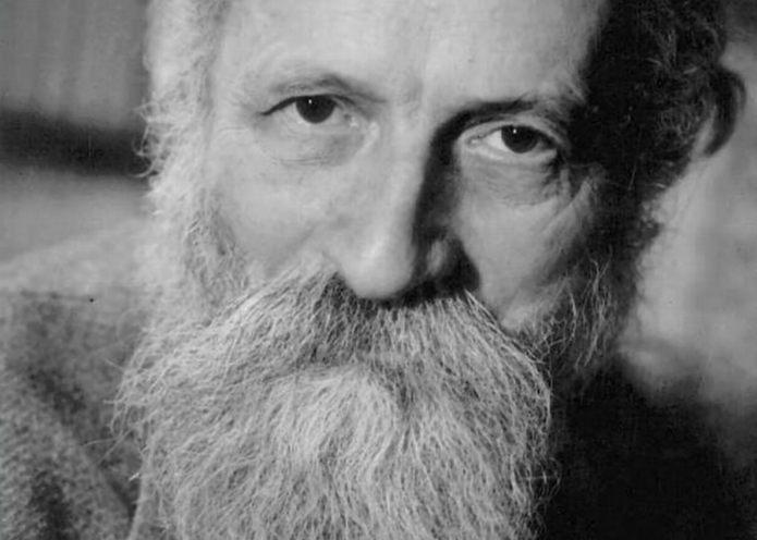 Martin Buber (1878-1965) - Joodse godsdienstfilosoof