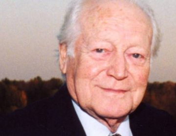 Maurice Druon in 2003