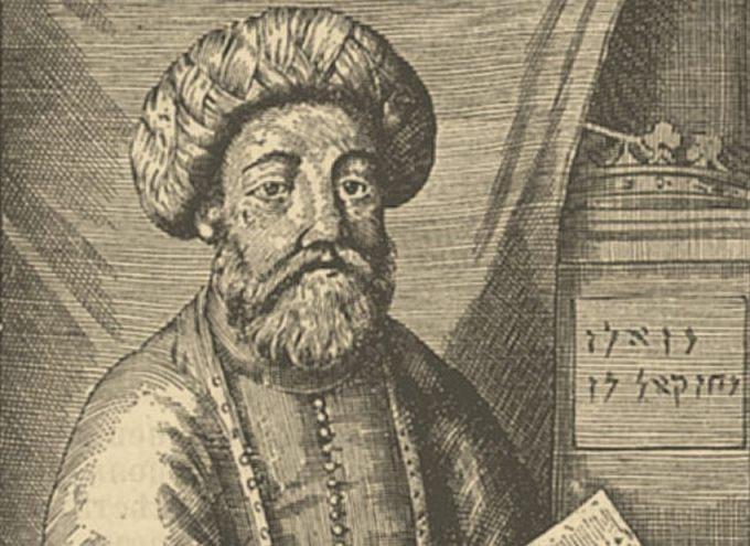 Sjabtai Tsevi (1626-1675) - Sefardische rabbijn en kabbalist