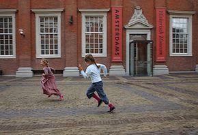 Amsterdams Historisch Museum (foto: Jeroen Oerlemans)