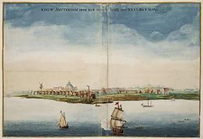 Rijksmuseum toont Schaghenbrief uit 1626