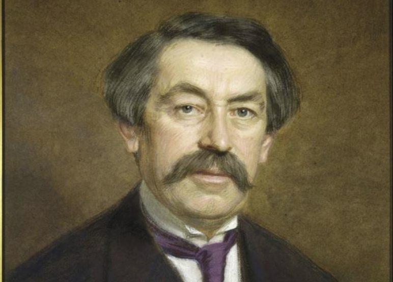 Aristide Briand - Marcel Baschet, 1916