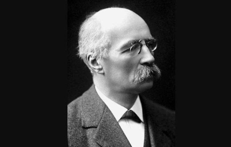 Henri La Fontaine (1854-1943) - Belgische hoogleraar