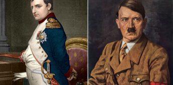 Mislukte veldtochten van Napoleon en Hitler tegen Rusland