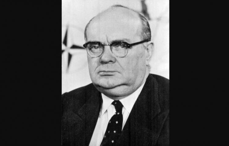 Paul-Henri Spaak (1899-1972) – Premier van België