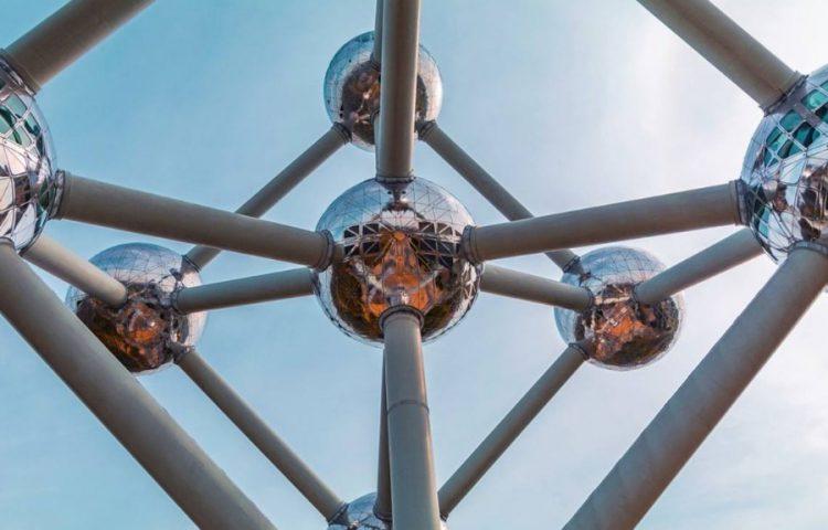 België - Atomium (CC0 - Pixabay - ValdasMiskinis)