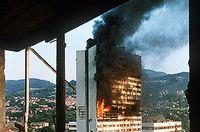 Sarajevo, 1992