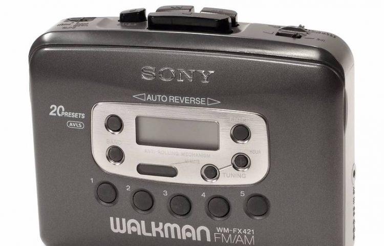 Sony Walkman - wiki