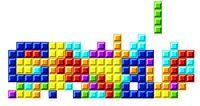 Tetris Google-logo