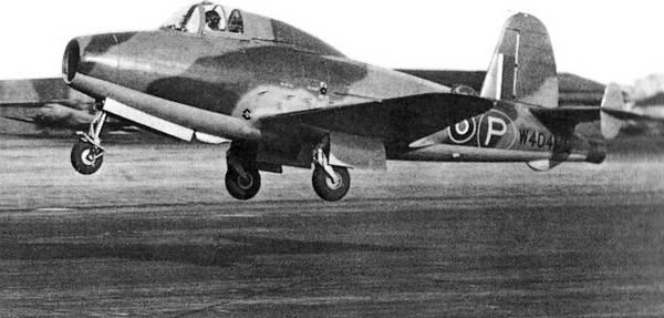 De 'Gloster Whittle'