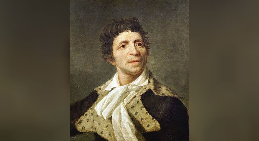 Jean-Paul Marat (1743-1793) - Leider van de Franse Revolutie