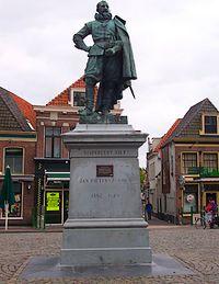 Standbeeld in Hoorn