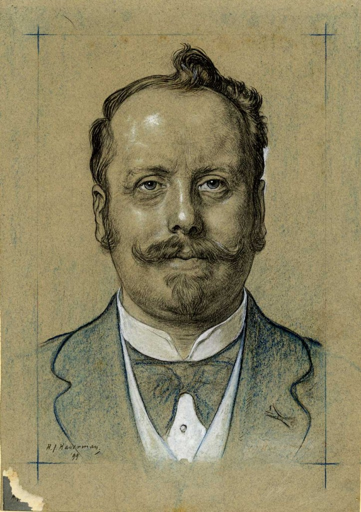 Cornelis Lely door HJ Haverman