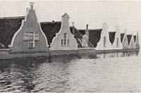 Volendam in 1916