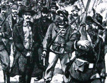 Arrestatie van Jameson na de Raid